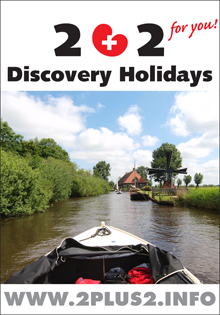 2 + 2 Discovery Holidays